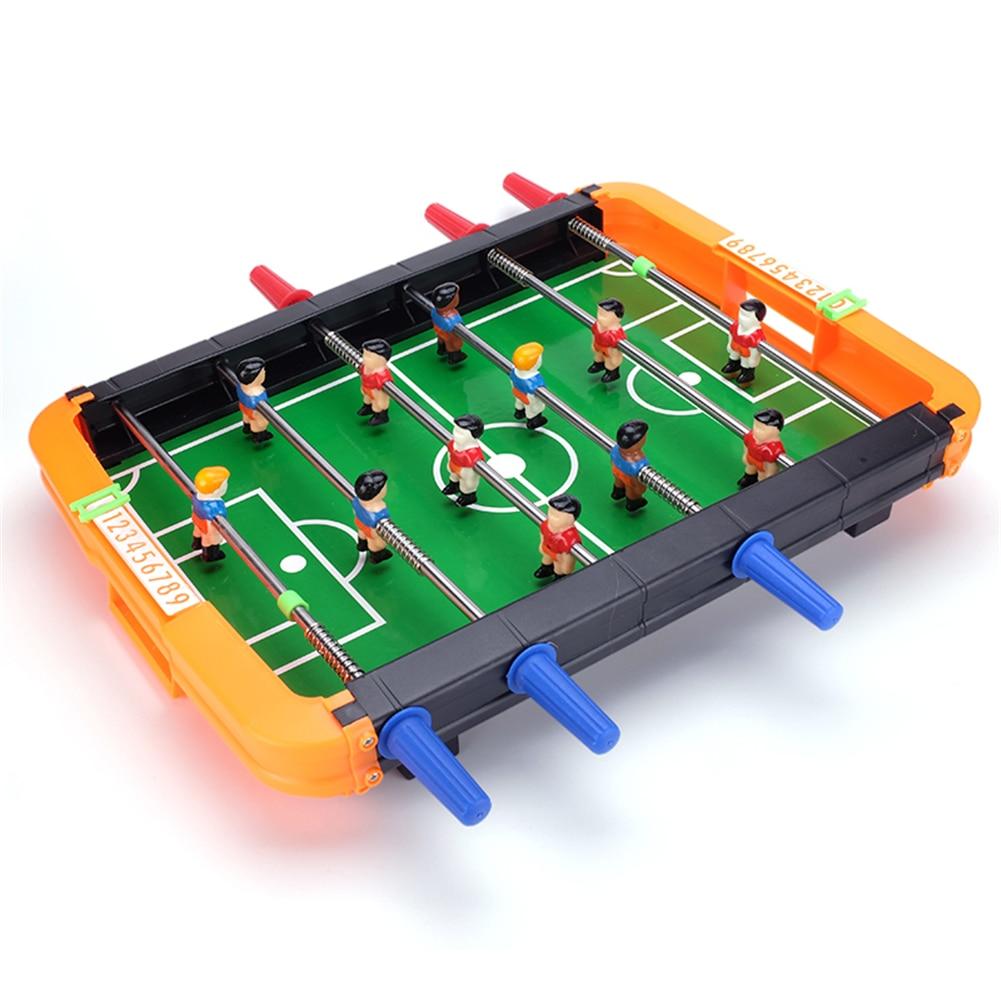 Mini Soccer Table Football Table Kicker Play Game Toys