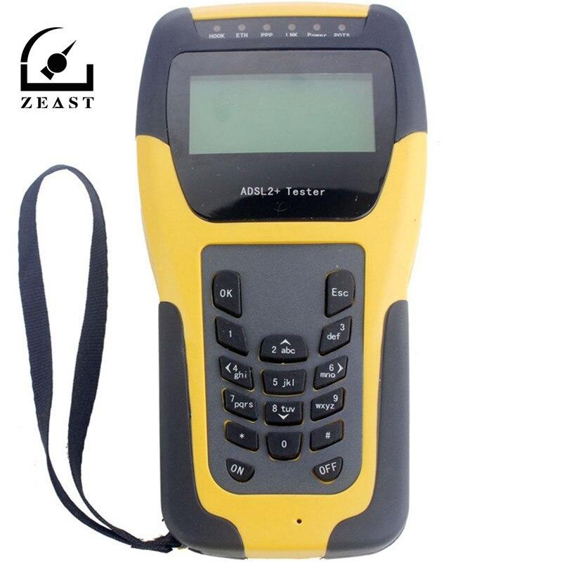 ST332B tenuto in Mano di Base VDSL2 VDSL Tester per la prova in Linea xDSL e Strumenti di Manutenzione (ADSL/ADSL2/ADSL2 +/VDSL2/READSL)