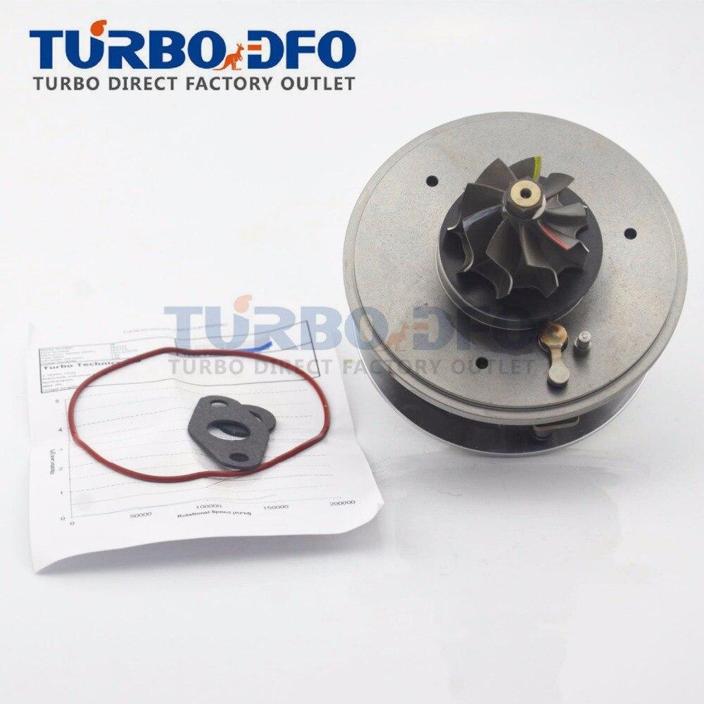 GT1544V Garrett 454161 Turbo Cartridge Balanced For Seat Cordoba / Lbiza II / Toledo I 1.9TDI 81Kw 110HP AFN - NEW Core Turbine