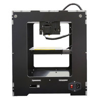 High Accuracy Assembled A3S 3D Printer Machine Aluminum Heating Plate Anet Printing 1 75MM Filament LCD