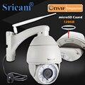 Sricam SP008 720 P Камеры Безопасности ONVIF Wi-Fi Открытый Водонепроницаемая Камера IP ИК Ночного Видения Камеры наблюдения Поддержка 128 Г TF Карты