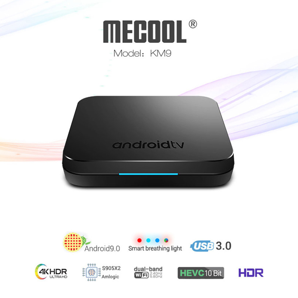 Image 3 - India IPTV Box KM9 Android 9.0 Smart Tv Box Free 1 month IPTV Subscription India Pakistan Turkey UK Germany Arabic France IP TV-in Set-top Boxes from Consumer Electronics