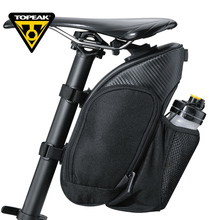 TOPEAK 1.7L Bicycle Saddle Bag High Quality 120D Polyester Mountain Road Bike Rear Bag Seat Tail Bag With 3M reflective strip