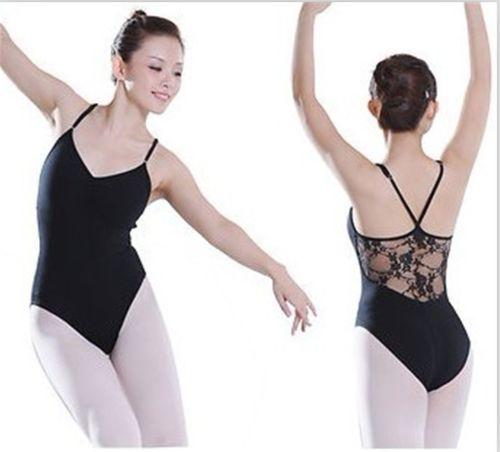 гимнастика в черных колготках