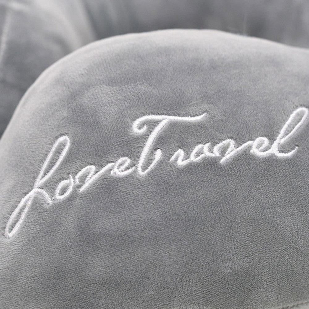 Голову подушку шею подушку удобный подголовник автомобиля шеи Поддержка четыре сезона шеи автомобили мягкий u-образную Универсальный