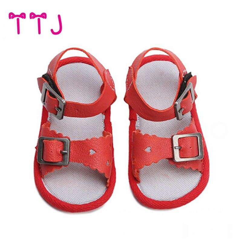 TTJ 100% lederen zachte baby boy schoenen babyschoenen om ddler baby - Baby schoentjes - Foto 3