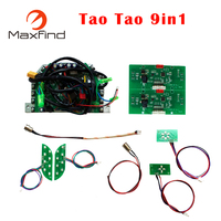 Two Wheel Self Balancing Scooter Parts Motherboard Control Board For Hoverboard 11 Items In Total YuanLang