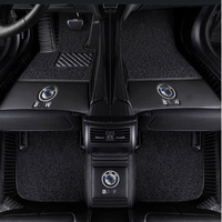Car carpet fit BMW badge LOGO 1 3 4 5 7 Series X1 X3 X4 X5 X6 GT 320i M 330i 528i 520i ActiveHybrid 535i xDrive car floor mats