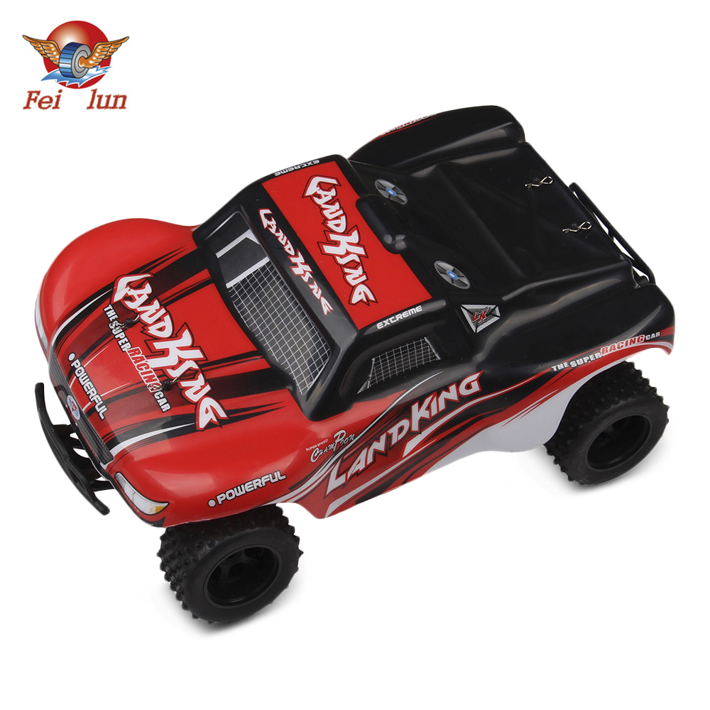 FEILUN LK815 2.4G 2CH 1/10 Electric RC Buggy Car Short Course Truck Off-Road RTR High Speed Outdoor Toy Remote Control Vehicle