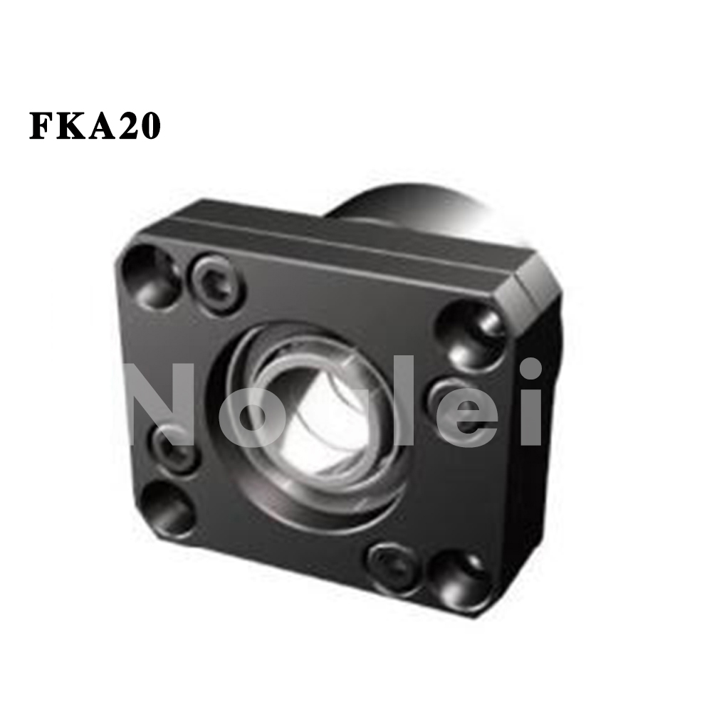 Ballscrew Support Unit Fixed-side FKA20 to match with MBA20 motor bracket fixed support l
