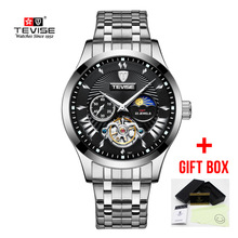 étanche automatique montre-bracelet montres