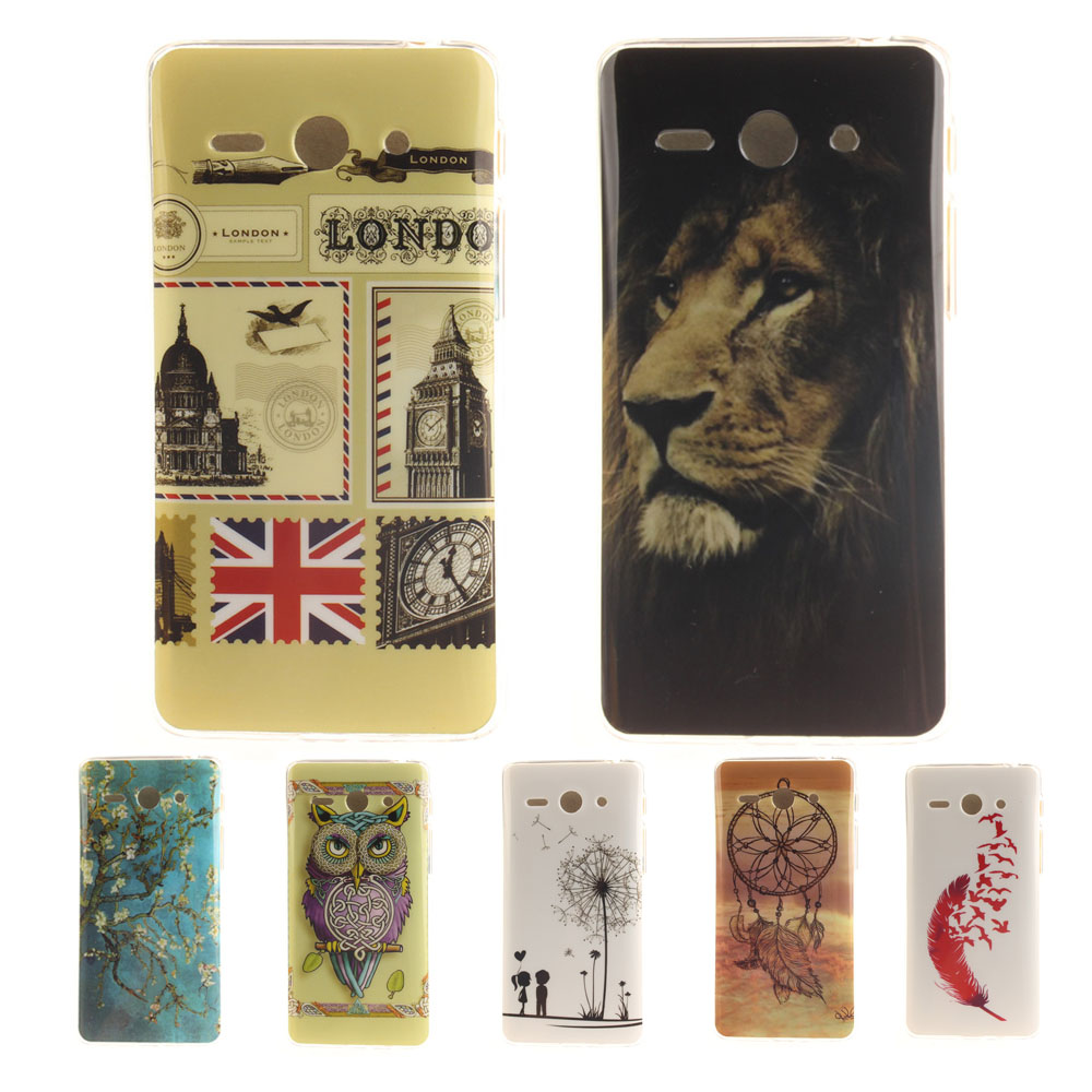 coque huawei y530 silicone