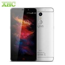 UMI max 4 г Android 6.0 смартфон МТК helio P10 Восьмиядерный отпечатков пальцев 5.5 дюймов 4000 мАч Батарея Оперативная память 16 ГБ 3 ГБ 1920*1080 сотовый телефон