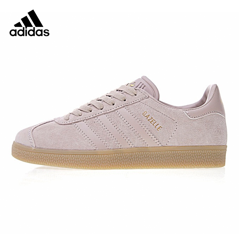 ADIDAS Clover GAZELLE Men's and Women's Walking Shoes , Pink, Breathable Wear-resistant Lightweight Non-slip BB5264 кроссовки adidas gazelle g96682 g97298 g97299