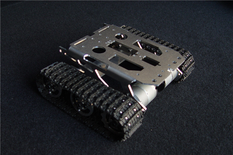 Tank Chassis Electronic blocks DIY tank robot parts track chassis toy parts насадка мясорубка kenwood kax950