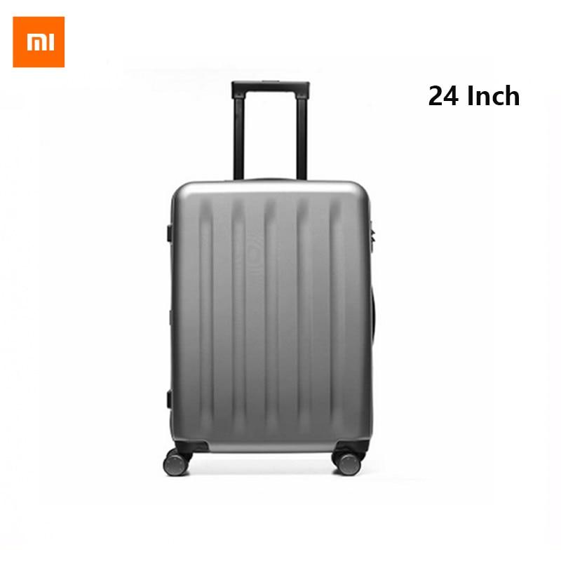 Оригинальный Xiaomi 90 минут Spinner чемодан на колесах чемодан 24 дюймов