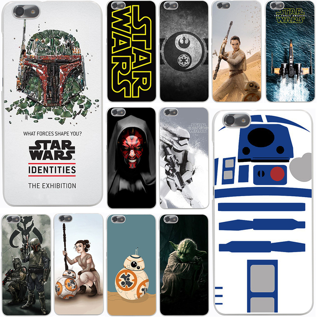 coque huawei star wars
