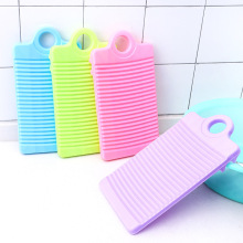 Пластиковая утолщенная противоскользящая Мочалка для детских рубашек, чистая Прачечная, домашняя одежда, мини-доска для мытья, 4 цвета