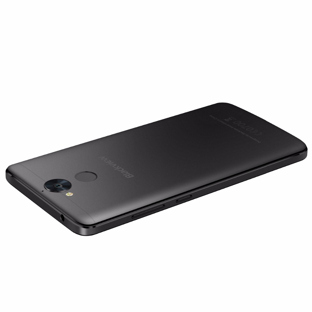 Blackview P2 4GB+64GB smartphone 5.5inch FHD Android 6.0 Cell Phone MT6750T Octa Core 6000mAh 13MP+8MP Camera Mobile Phone
