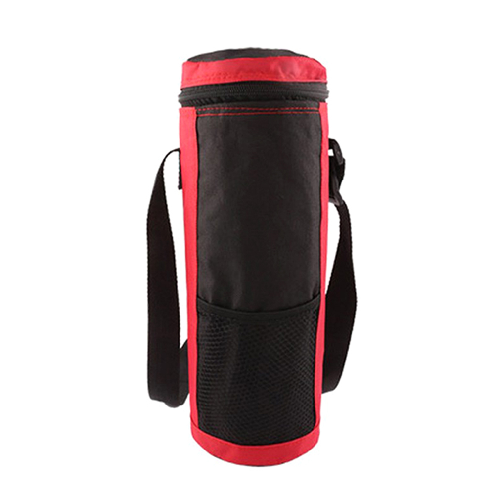 New Water Bottle Cooler Tote Bag Insulated Holder Carrier Cover Pouch For Travel XD88