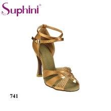 FREE SHIPPING VIP price Suphini Favorites Compare 4 inches High Heel Women Ballroom Salsa Latin Dance