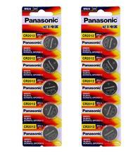 10pcs/lot New Original Battery For Panasonic CR2012 3V Button Cell Coin Batteries Watch Computer CR 2012