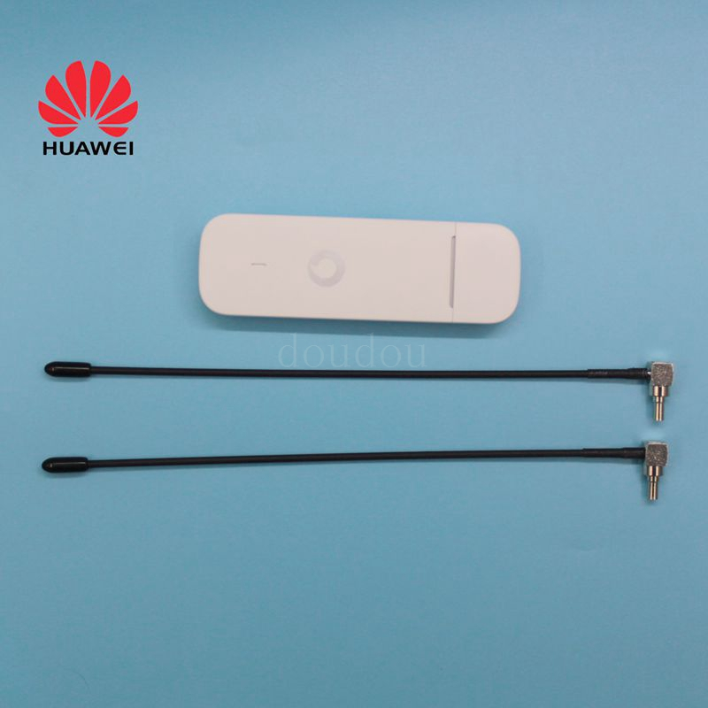 Unlocked New Arrival Huawei K5160 with Antenna 4G LTE 150Mbps USB Modem 4G LTE USB Dongle USB Stick Datacard PK E3372 original unlocked huawei e3372 m150 2 lte fdd 150mbps 4g lte modem support lte fdd 800 900 1800 2100 4g crc9 49dbi dual antenna