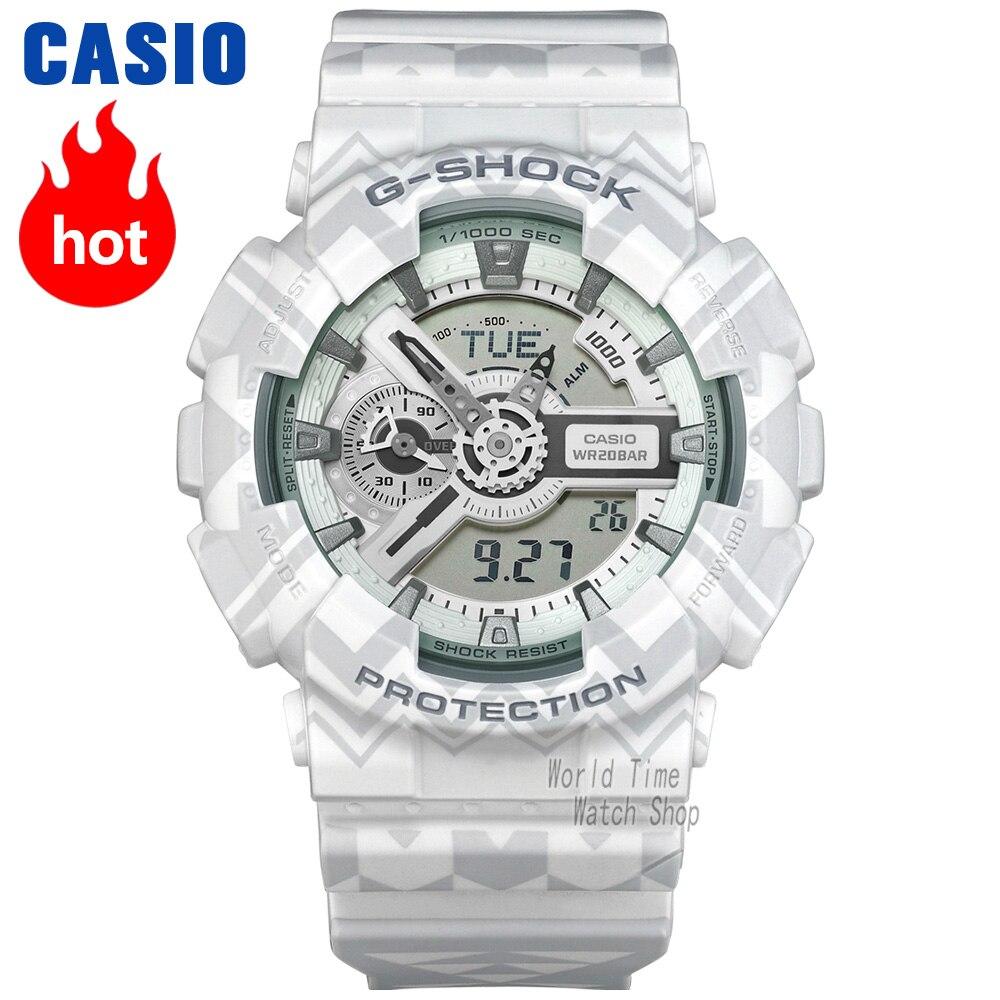 642f515350d Casio watch G-SHOCK Men s quartz sports watch waterproof and shockproof g  shock Watch GA-110