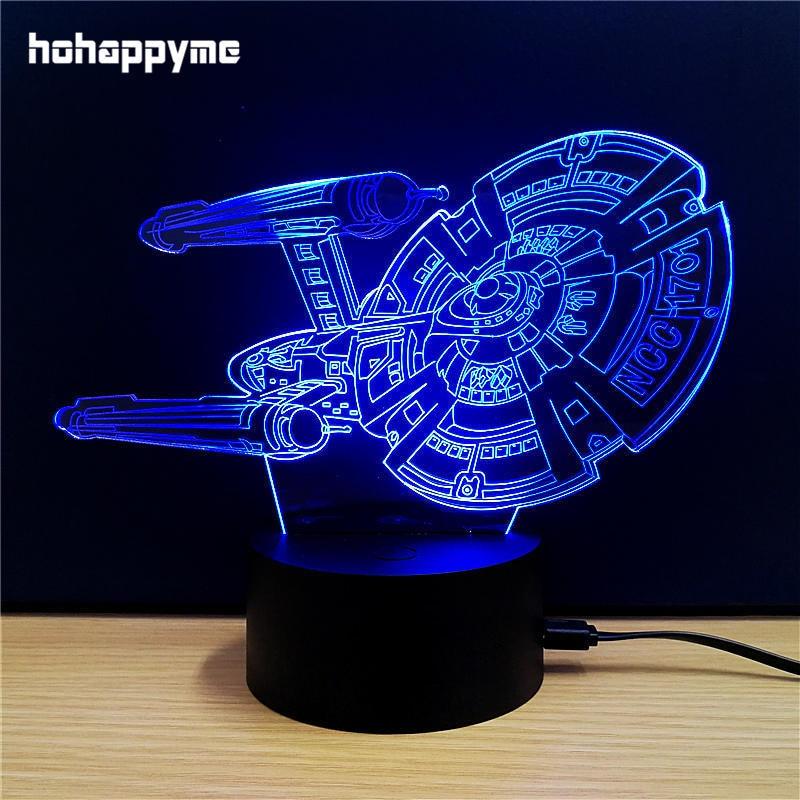 Star Wars LED Light Sign Acrylic LED Sign Home Decor Gift