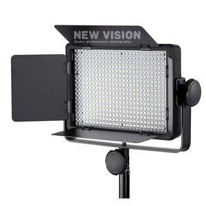 Image 5 - Студийный светильник Godox LED500C 3300K 5600K, лампа + пульт дистанционного управления для видеокамеры