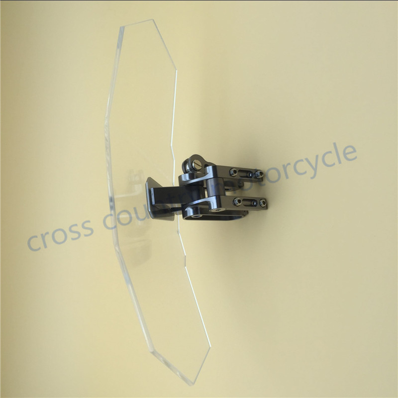 windshield for motorcycle