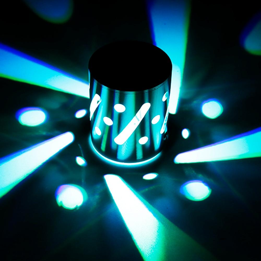3W Moderní LED Stěnová svítidla Hliníková Interiérová svítidla pro KTV Bar Dekorace koridoru Svítidlo Svítidla Zářivky DA