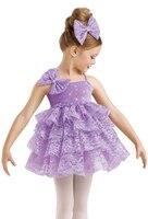 2018 Ballet Children Dress Dance Clothes Female Performance Clothing Costumes European And American Costume Princess Tutu Skirt