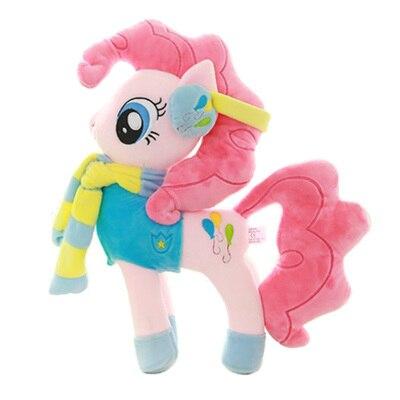 Ty Beanie Boos Big Eyes Unicorn Horse   New Year Edition Pinkie Pie Plush Toys Doll ty collection beanie boos kids plush toys big eyes slick brown fox lovely children gifts kawaii stuffed animals dolls cute toys