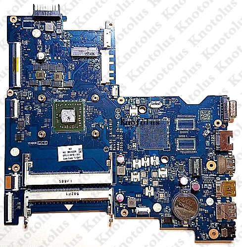813969-001 for hp 15-AF Laptop Motherboard LA-C781P DDR3 Free Shipping 100% test ok 766713 501 766713 001 for hp beats 15z p 15p 15 p laptop motherboard day23amb6f0 a8 5545m 1 70ghz cpu ddr3