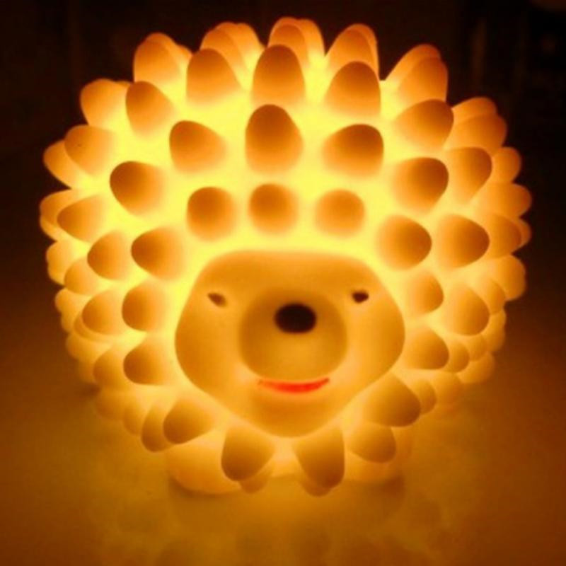 Household-Decoration-Lamp-Desk-Lamps-Changing-Color-Christmas-Present-Baby-Light-Home-Bedside-LED-Hedgehog-LED (2)