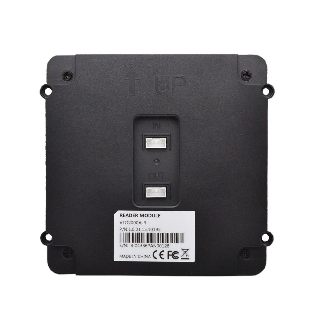 VTO2000A-R RFID IC 13,56 MHz Moduł dla VTO2000A-C, części dzwonka - Bezpieczeństwo i ochrona - Zdjęcie 2
