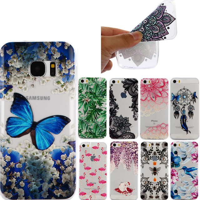 sFor Samsung Galaxy s7 G930 silicone case back case SM-G930F Phone Cases for samsung S7 TPU Cases for galaxy S7 G9300 G900FD