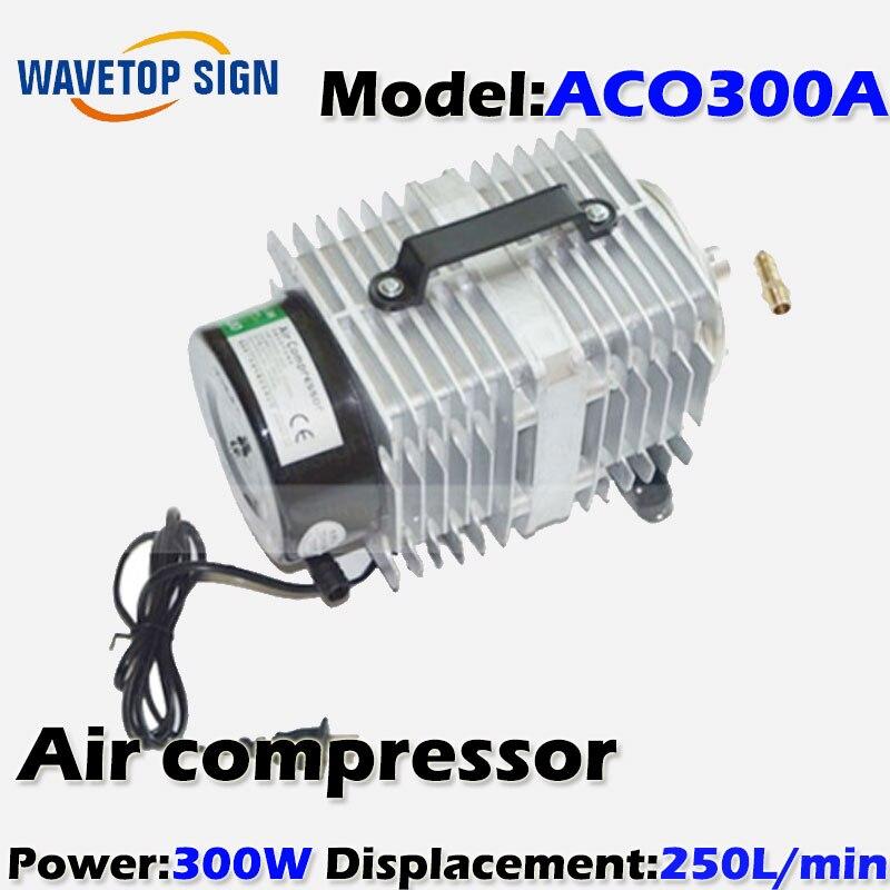 Air Compressor ACO300A   /0.04Mpa,250L/Min  300W 220v/50HZ 60HZ