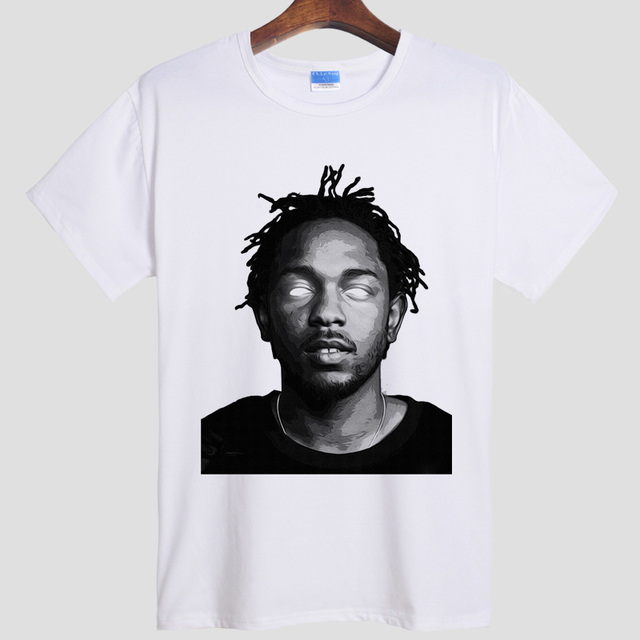 KENDRICK LAMAR Mens & Womens Personalized T Shirt Cool Letters T shirt