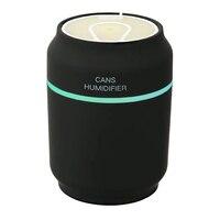 3 In 1 Mini Cute USB Car Humidifier Aromatherapy Humidifier Fan Night Light Arome Diffuser Home