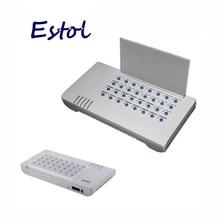 32 порта sim-банк сервер, удаленное управление sim-картами, защита услуг, эмулятор поддержка DBL goip(автоматическое изменение IMEI+ Автоматическое вращение SIM