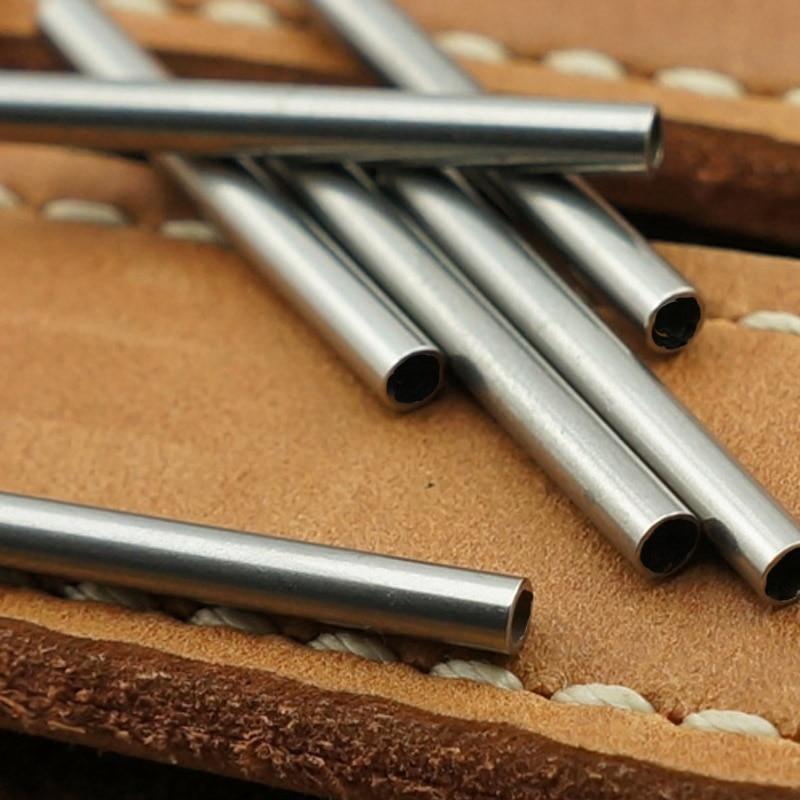 Гледайте лента метална тръба от - Аксесоари за часовници - Снимка 6