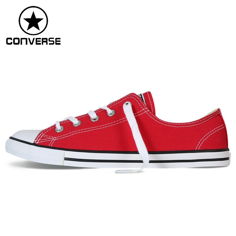 Original New Arrival  Converse Dainty Women's Skateboarding Shoes Canvas Sneakers