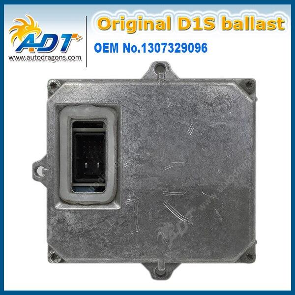 Unit Controller ECU Igniter D2S 1 307 329 023 Xenon HID Ballast OEM 2001-2003 forAudi A8 / S8 рекламный щит dz 1 2 j3b 023 billboard jndx 3 s 2