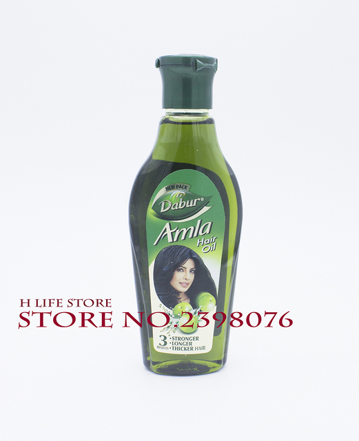 100% Original India Dabur Amla Hair Oil Natural goodness of Indian Gooseberry for Beautiful Hair Pure Hair Care
