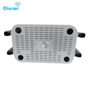 Image 4 - Gigabit wifi roteador 802.11ac genuíno 1200 mbps dupla banda 512 mb ddr3 mt7621 5dbi antenas externas forte sinal para escritório