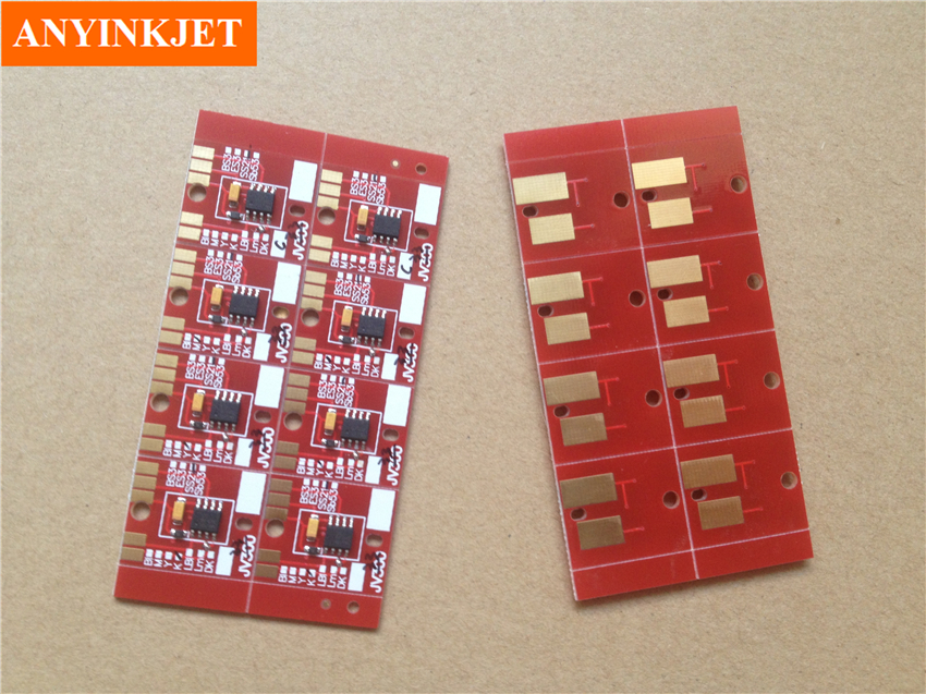 Best stable for Mimaki UJF 6042 permanent chip 1set 4 color in Cartridge Chip from Computer Office