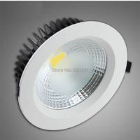 30W Led Cob Downlight 110V 220V Epistar Chip Led Spot Light Recessed Ceiling CE RoHS