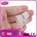 200 Pairs Hot Sell Thin Gel Eyelash Patch Flexible Silver Pack Lint Gel Eye Pad Patch Collagen No Simulate Eye Pads